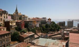 Sede do Congresso Nacional, Valparaíso é, na minha opinião, um dos locais mais interessantes de todo o Chile